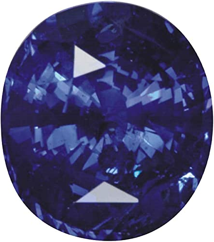 Tejvij And Sons 12 Carat Natural Blue Sapphire neelam Gemstone Certified