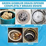 Best Eco Friendly Drain Line Cleaner for Main Drain Lines Sink and Floor Pipes Sewers Urinals and Toilets for use in Residential or Commercial Drains