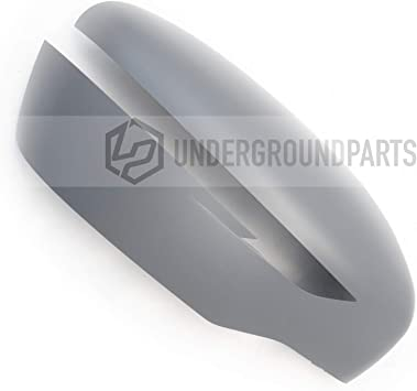 Underground Parts Right Offside Drivers Side Wing Mirror Cover Cap Casing Housings Primed