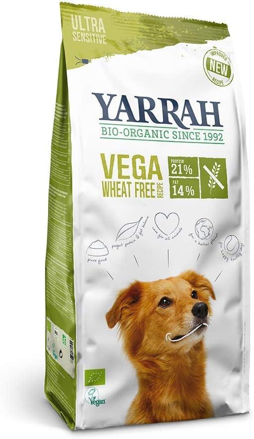 Pienso para perros Vegetariano / Vegano Sin trigo 2 kg