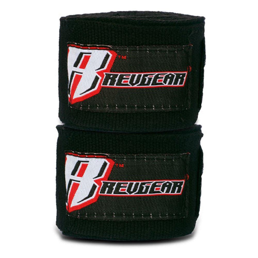 Revgear 2x180 Elastic Handwraps Carolina Blue 50201 CBL