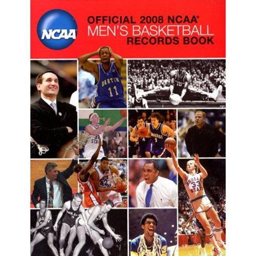 (Official 2008 NCAA Men's Basketball Records Book (Official NCAA Men's Basketball Records)