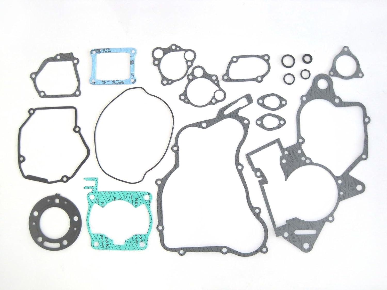 New Top /& Bottom End Gasket Kit Honda CR125R CR 125 1998-1999 HEAD//BASE//CASE TopEndGaskets