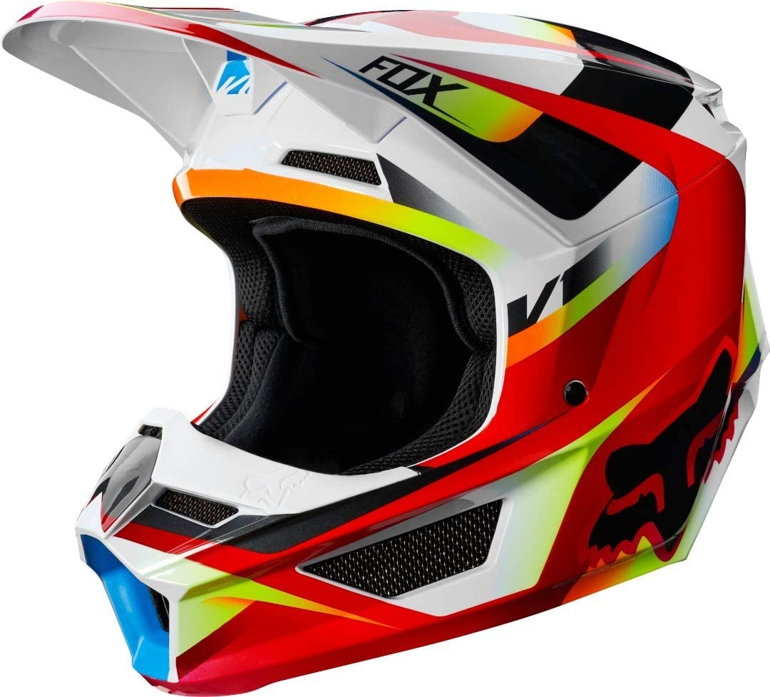 casco motocross Fox