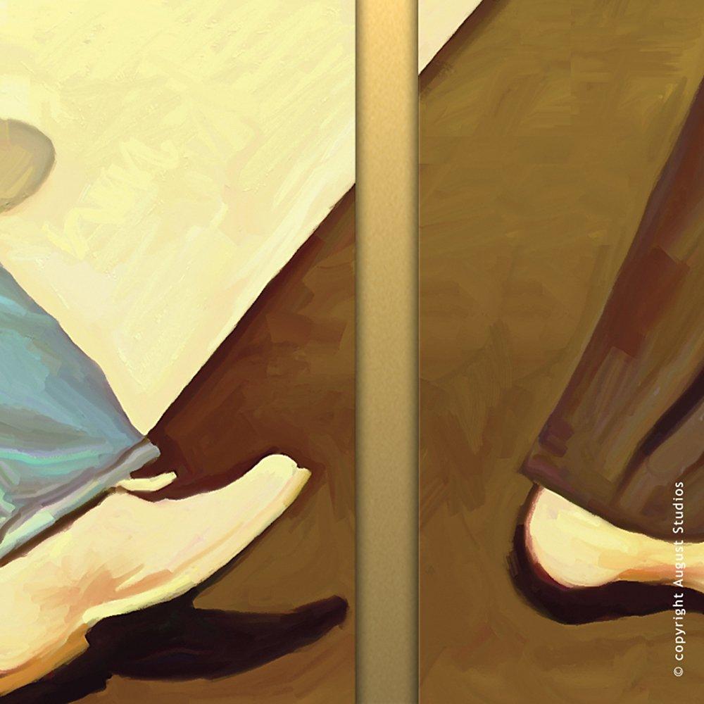 Amazon.com: THE BEATLES ABBEY ROAD Original Mixed Media Artwork ...