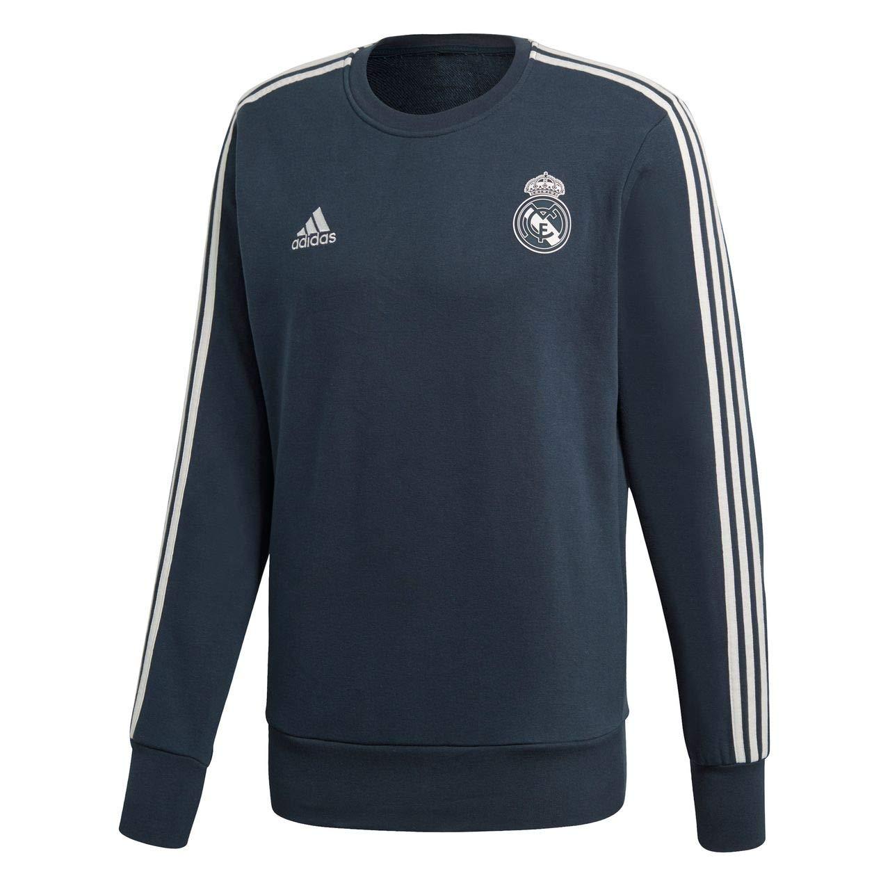 ADIDAS Herren Real Madrid Sweat Top Sweatshirt
