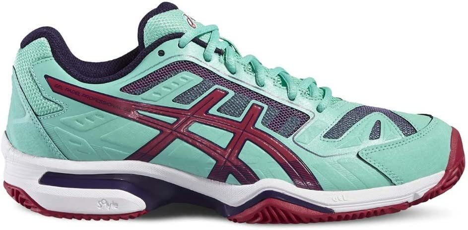 ASICS - Gel Padel Professional 2 SG, Color Verde, Talla UK-3.5 ...