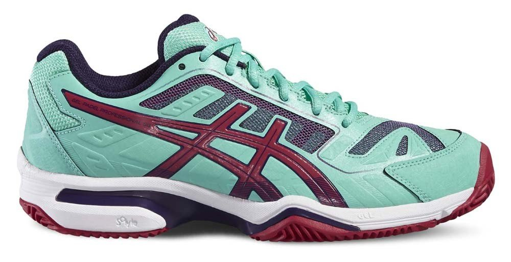ASICS - Gel Padel Professional 2 SG, Color Verde, Talla UK ...