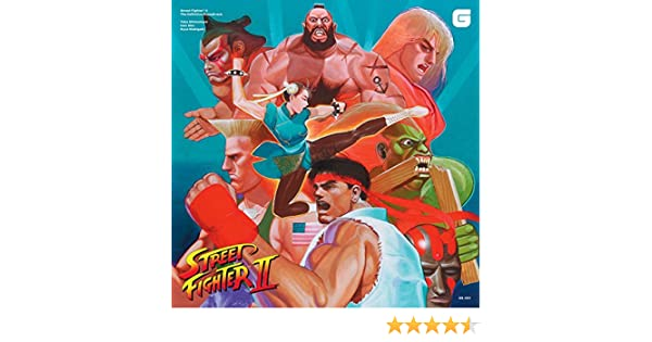 Street Fighter II The Definitive Soundtrack by Isao Abe, Syun