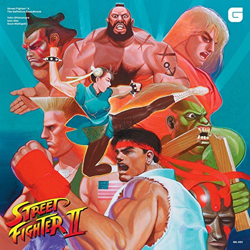 Street Fighter II The Definiti...