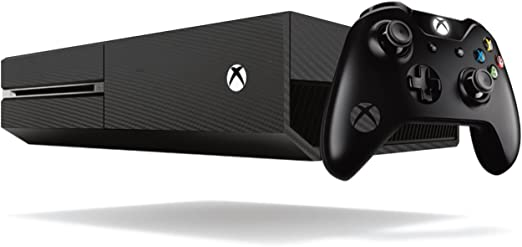 Xbox One Carbon Fibre Vinyl Wrap / Skin / Cover for Microsoft Xbox ...