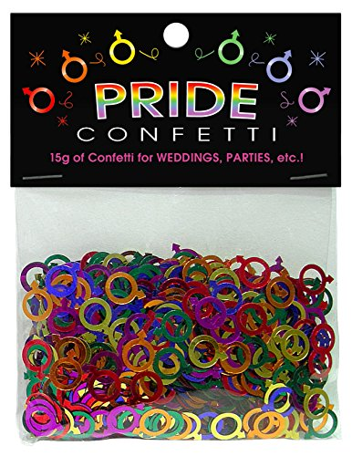 Kheper Games Pride Confetti Game, Gay