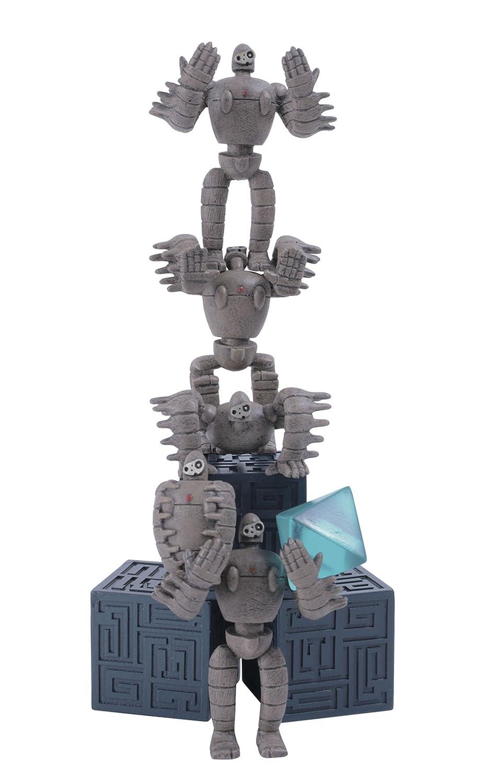 Laputa Castle in the Sky Planter robot soldiers Ornament Japan F//S