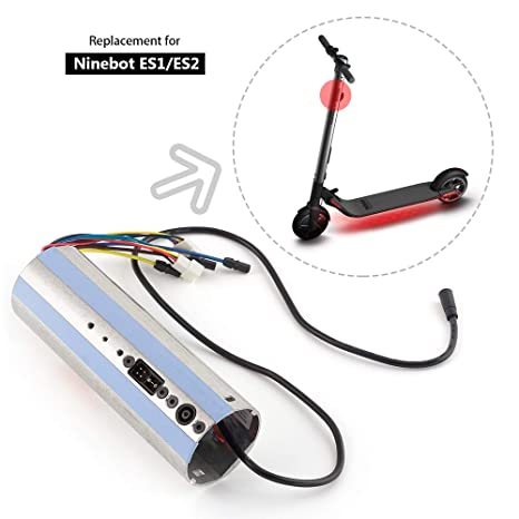 Ninebot ES1/ES2 - Patinete eléctrico Plegable: Amazon.es ...