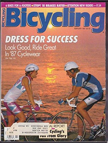 - BICYCLING Bianchi Volpe Shogun Kaze Stumpjumper Eclipse Carbon 7 + 2 1987