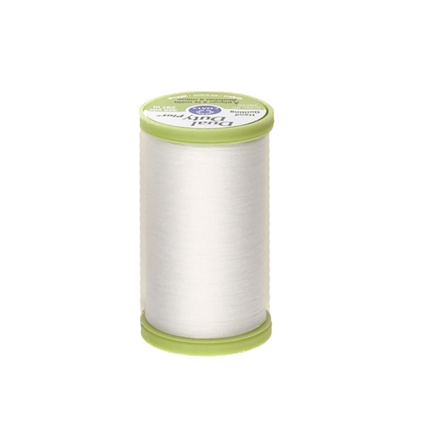Coats /& Clark Hand Quilting Thread 325 YD White