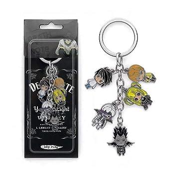 Amazon.com: Anime japonés de Death Note metal juguetes ...
