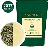 Exotic White Tea Leaves from the Blue Mountains (25 Cups)​ - WORLD'S HEALTHIEST TEA TYPE - 100% Certified​ Pure White Tea Loose Leaf - Mellow & Delicious, RICH IN POWERFUL ANTI-OXIDANTS, 1.76oz