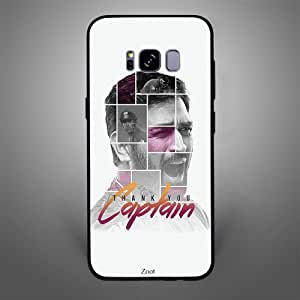 Samsung Galaxy S8 Captain Cool, Zoot Designer Phone Covers