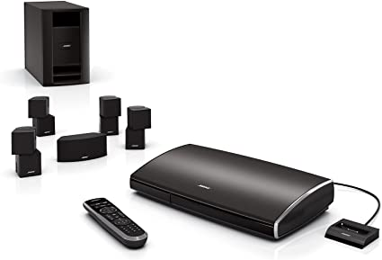 Amazon.com: Bose Lifestyle V35 Home Theater System (Discontinued by  Manufacturer): Home Audio & TheaterAmazon.com