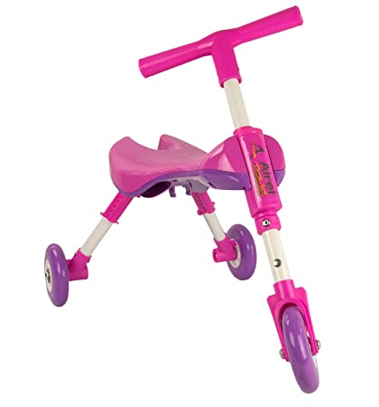 Airel Triciclo Sin Pedales | Correpasillos Bebé | Triciclo Sin Pedales Bebé | Triciclo Sin Pedales Plegable | Triciclo Sin Pedales Infantil | De 1 a 3 ...
