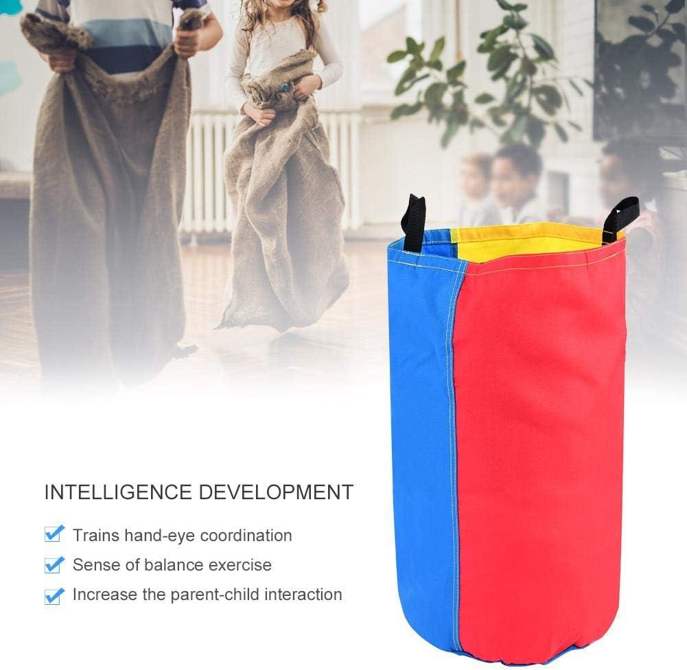 Nitrip Enfants Course Sports Entrainement Fun Jeu De Course Saut Sac Sac Enfants Jouant Enfant