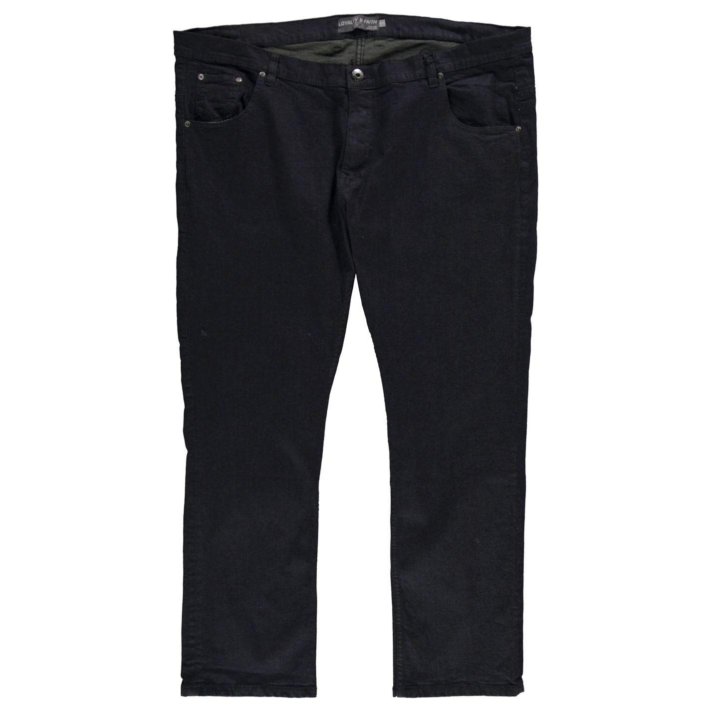 Loyalty and Faith Jeans Denim Treaty Mens Trouser Pants
