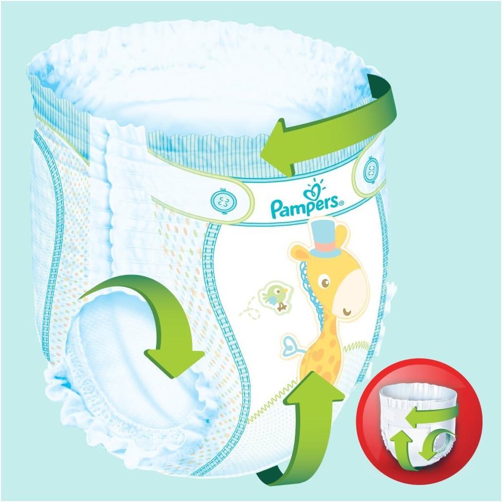 Pampers Baby Dry Pants Gr.4 Maxi 9-15kg Mega Plus Pack