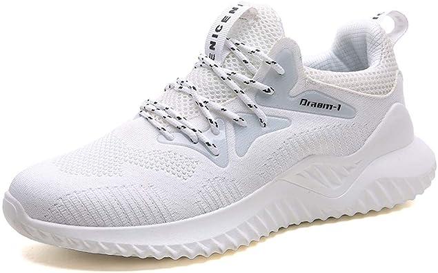 GOMNEAR Zapatillas para Correr para Hombre Calzado Ligero al Aire ...