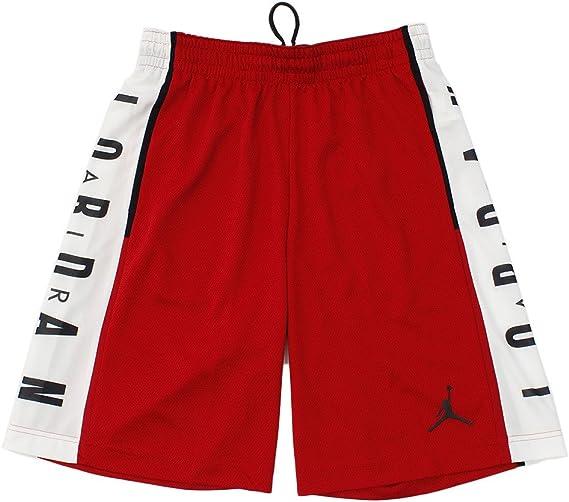Nike 888376 687 Pantalones Cortos de Baloncesto, Hombre, Gym Red ...