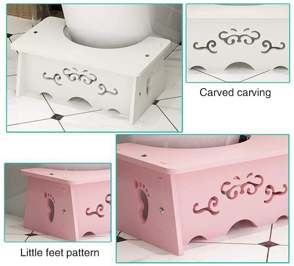 Squatty Petit Pot Accroupi Toilettes Tabouret Salle De Bains Daide Soulager Constipation Et Les Ballonnements