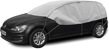 Winter M L Schutzplane Sonnenplane Schutz Vor Sonne Und Frost Geeignet Für Vw Golf Sportsvan Ab 2014 Halbgarage Auto