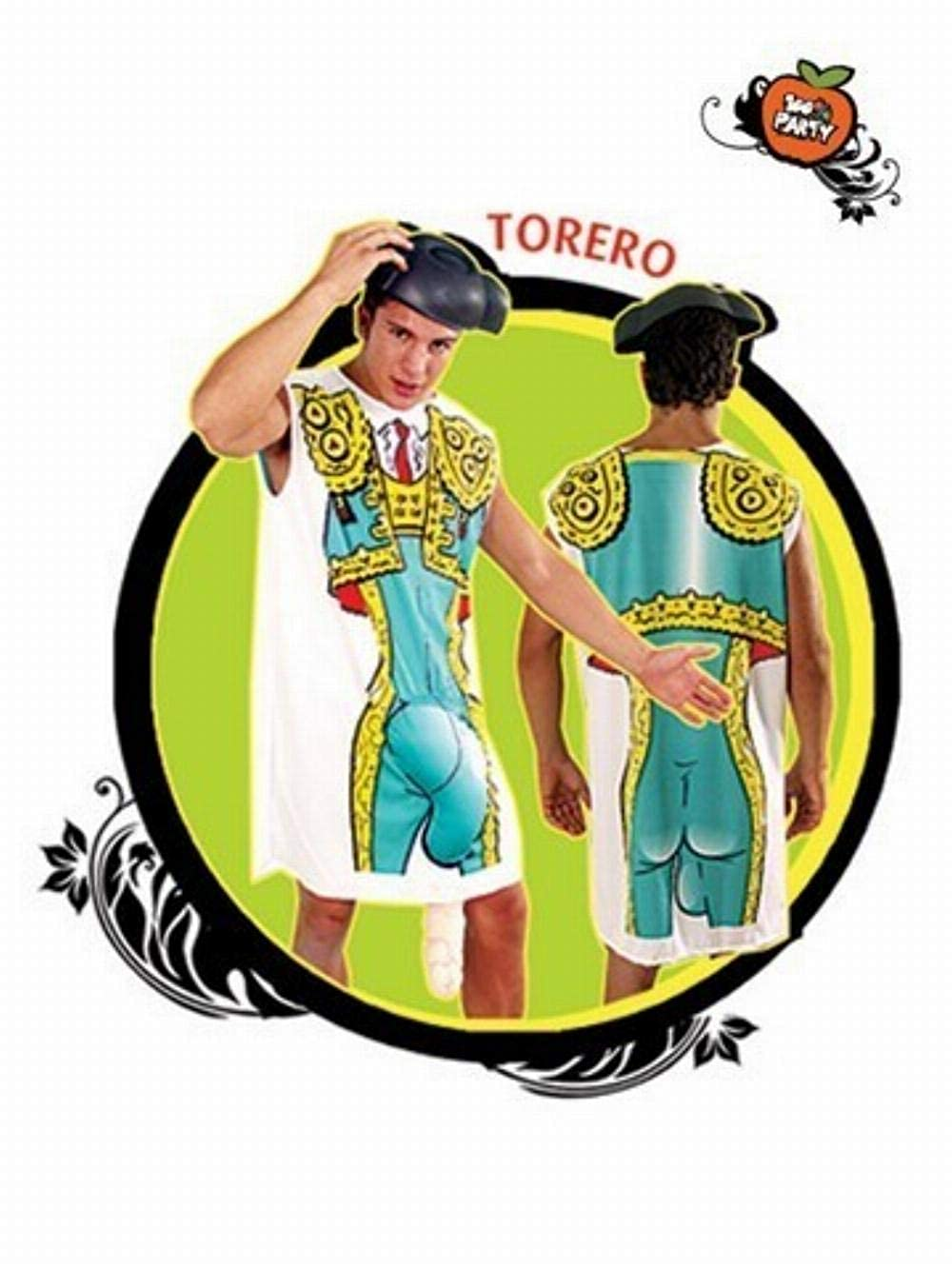 DISFRAZ DE TORERO: Amazon.es: Ropa y accesorios