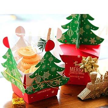 Cehar Weihnachtssüßigkeiten Keks Kleines Geschenk Verpacken