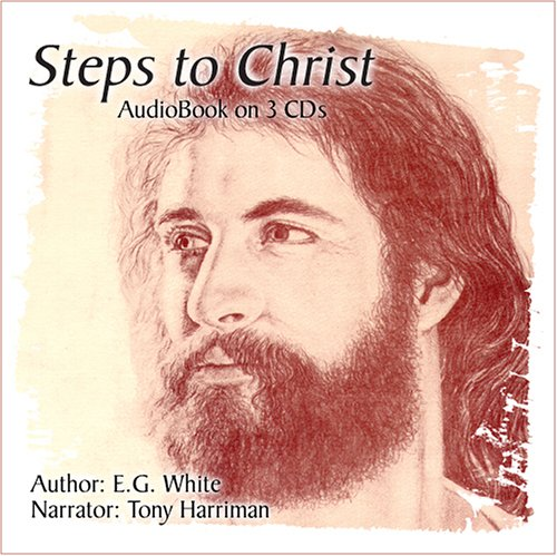 Steps to Christ Audiobook on 3 CDs