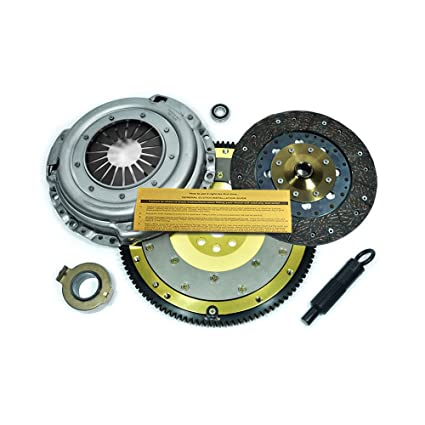 Amazon.com: EFT HD CLUTCH KIT+T6 ALUMINUM FLYWHEEL BMW 325 328 525 528 M3 Z3 E34 E36 E39: Automotive