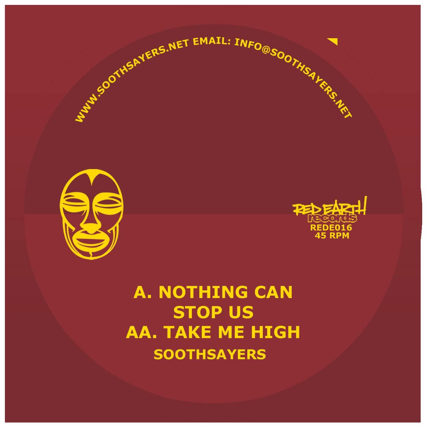 Nothing Can Stop Us/Take Me Hi [7 inch Analog]                                                                                                                                                                                                                                                                                                                                                                                                <span class=
