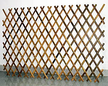 Perfect Master Garden Products Bamboo Flex Fence, 48 By 72 Inch