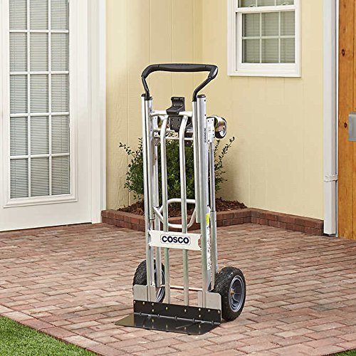 Cosco 3-in-1 Aluminum Hand Truck (Loop Handle)