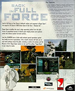Tom Clancy's Rainbow Six Rogue Spear - PC