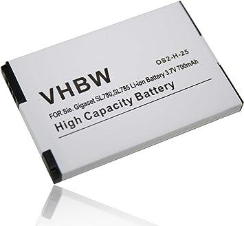 Goobay Battery Pack Ión de Litio 830mAh 3.7V batería Recargable: Amazon.es: Electrónica