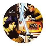 Kevin Kiner: Star Wars Rebel's Theme (Flux Pavillion Remix) Pic Disc Vinyl 7