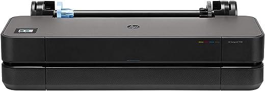 HP DesignJet Large Format Printer T230 24-inch Inkjet Color Plotter/Printer Wi-Fi, 2400 x 1200 dpi (1 year warranty)