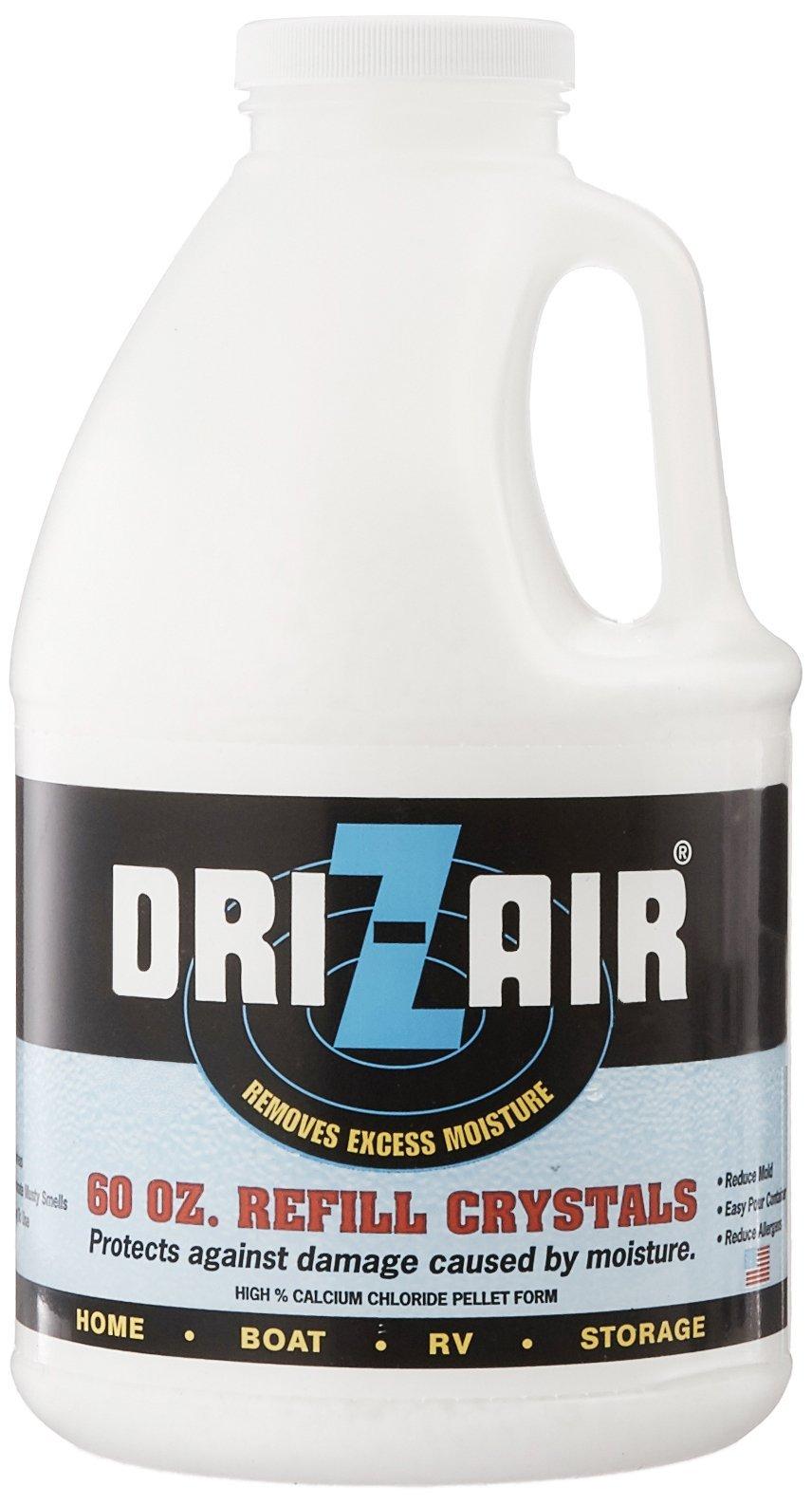 Dri Z Air DZA-60 60-Ounce Refill Crystals