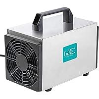 WE WE0104 ozongenerator 20,000 mg/h ozongenerator commerciële ozonreiniger ozonapparaat voor kamer, rook, auto's en…