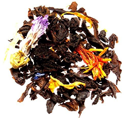 Nelson's Tea – Mango Passionfruit – Black Loose Leaf Tea – Black tea, dried mango, cornflowers, marigold petals, and…