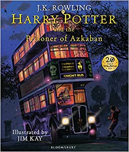 Image result for harry potter AND THE PRISONER OF AZKABAN ILLUSTRATED