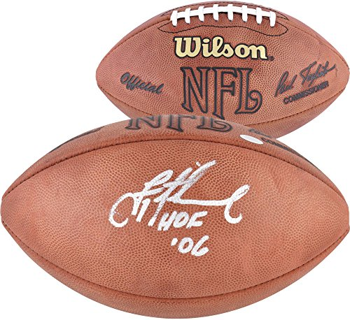 Dallas Cowboys Autographed Pro Football - Troy Aikman Dallas Cowboys Autographed Pro Football with HOF 06 Inscription - Fanatics Authentic Certified