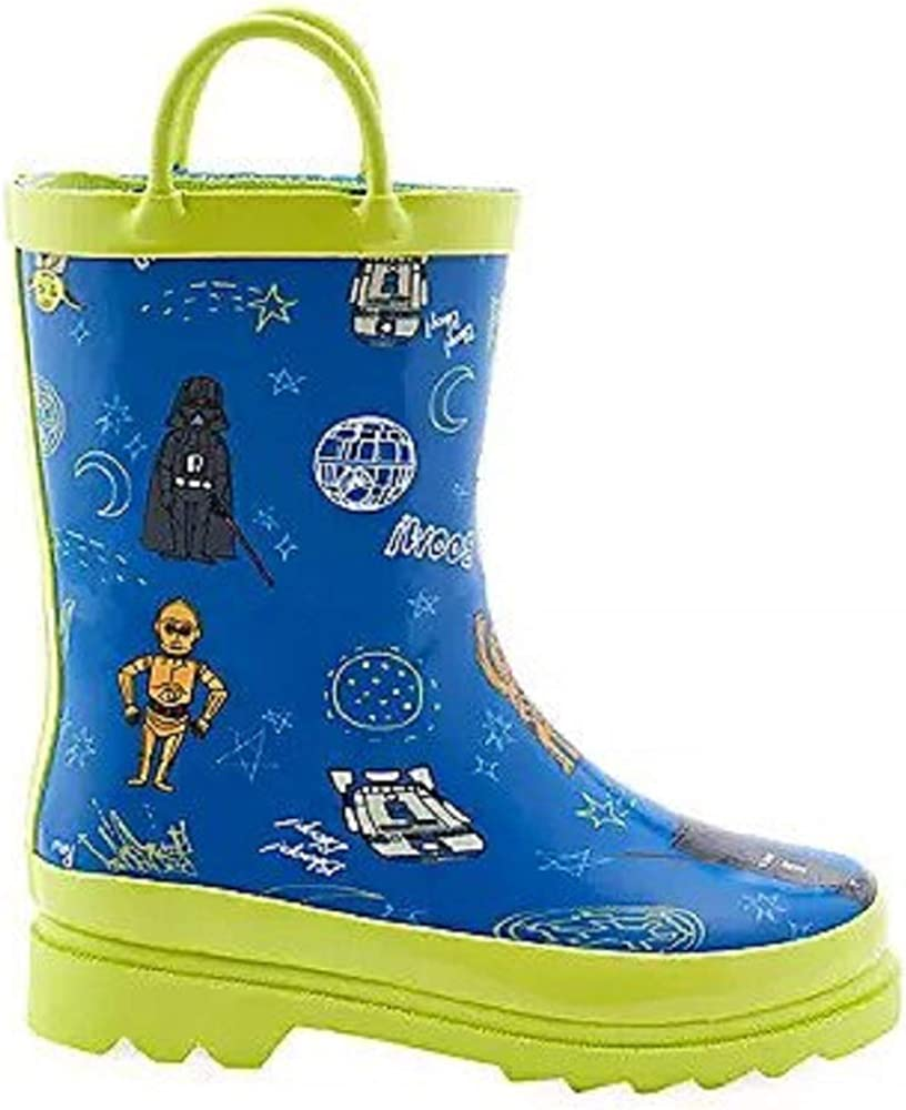 Star Wars Rain Boots for Kids