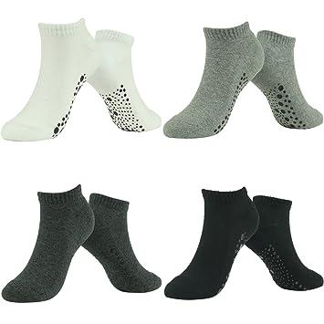 5764ef6de Amazon.com: Grip Socks for Barre,Non Slip Yoga Socks for Women,J ...